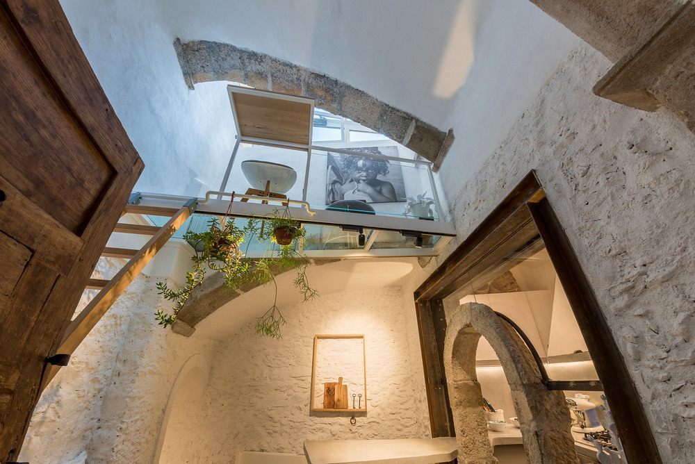 Стильная резиденция в здании старой итальянской тюрьмы