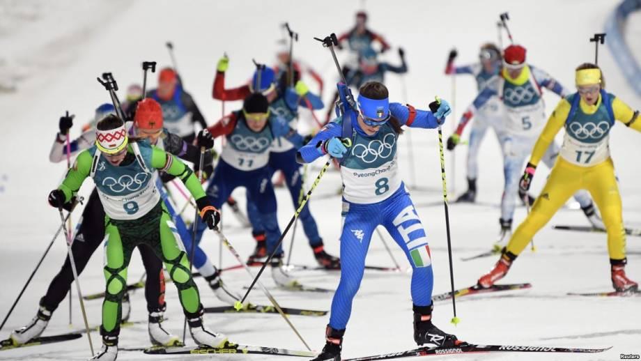 Дневник Олимпиады: биатлон без скорости, сенсация от чешской сноубордистки и ожидаемый украинский фристайл