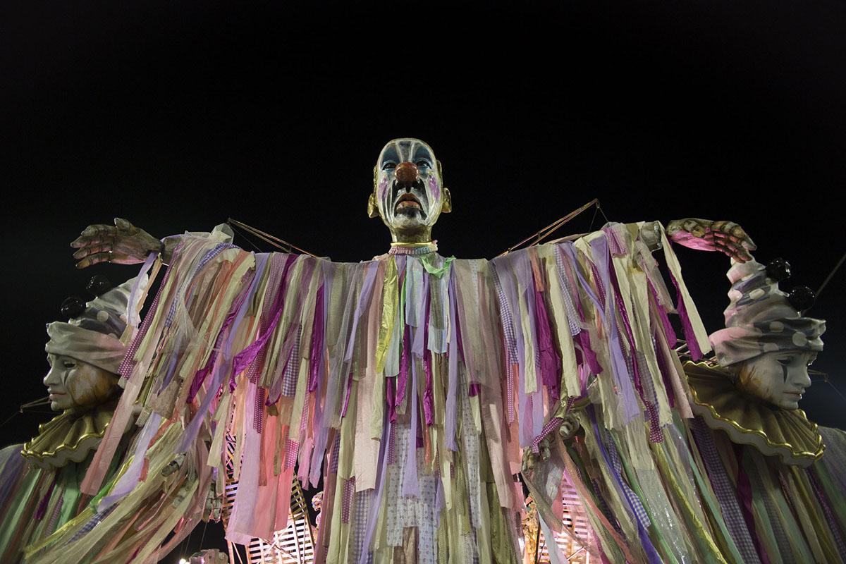 Карнавалы по всему миру