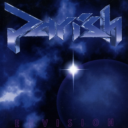 Parish - 1995 - Envision [Alfa Music, ALCB-3068, Japan]