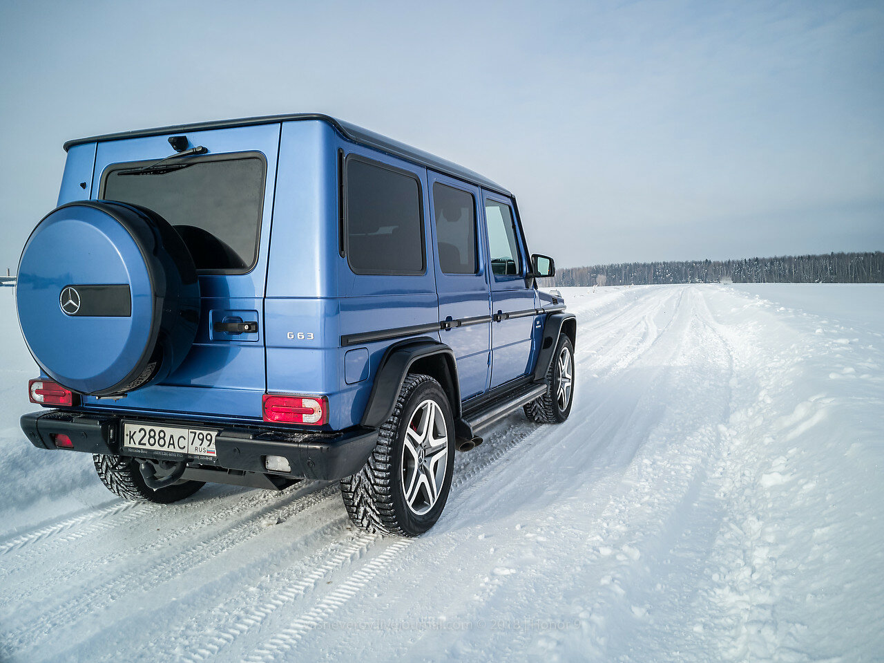 mercedes benz g63 amg vasneverov honor 9