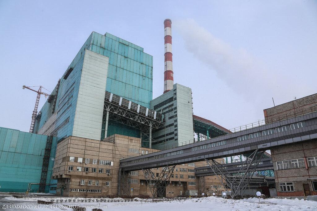 Третий энергоблок Березовской ГРЭС к работе готов