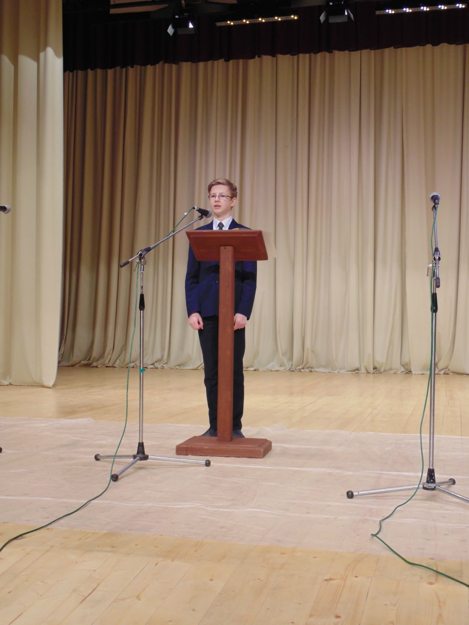 В Кораблинском Дворце культуры состоялась правовая игра «Поиграем в выборы»