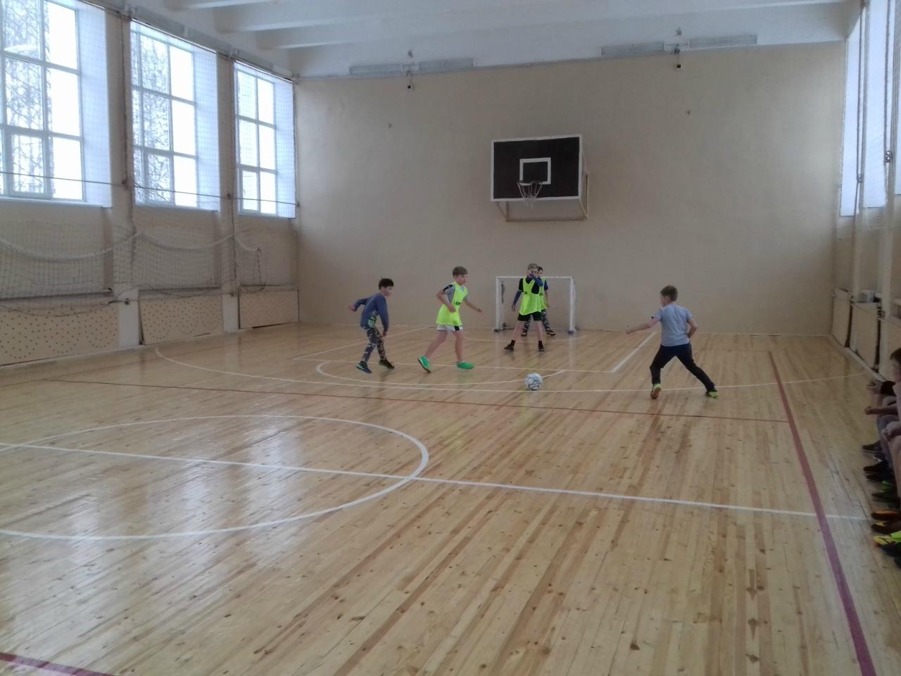Состоялось открытое первенство Кораблинской ДЮСШ по мини-футболу