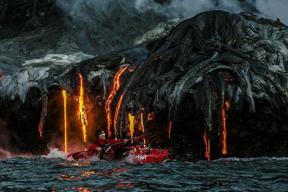 вулканы Гавайи необычное