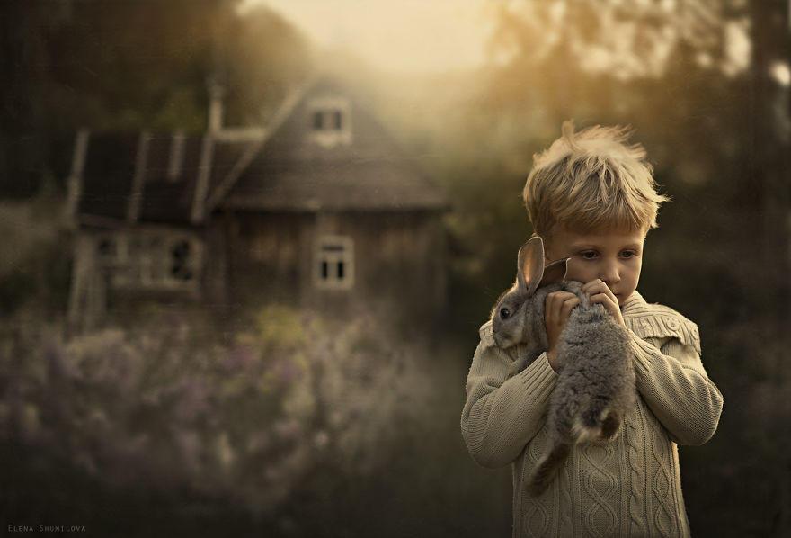 мама портрет сын фотограф