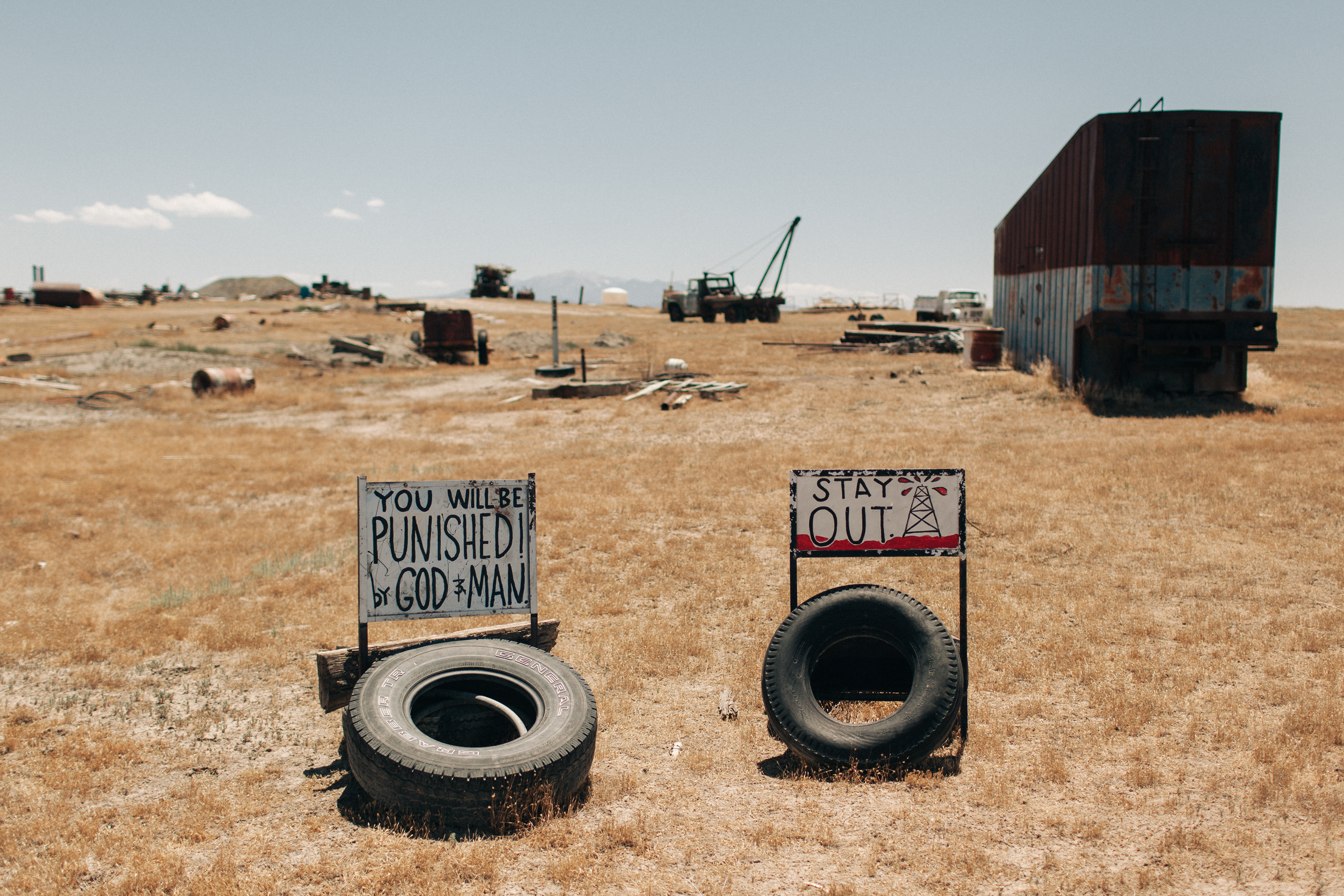 Cinematic Images of the New American West