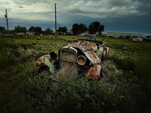Car Graveyards Photography