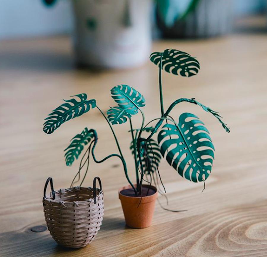 Amazing Tiny Paper Plants