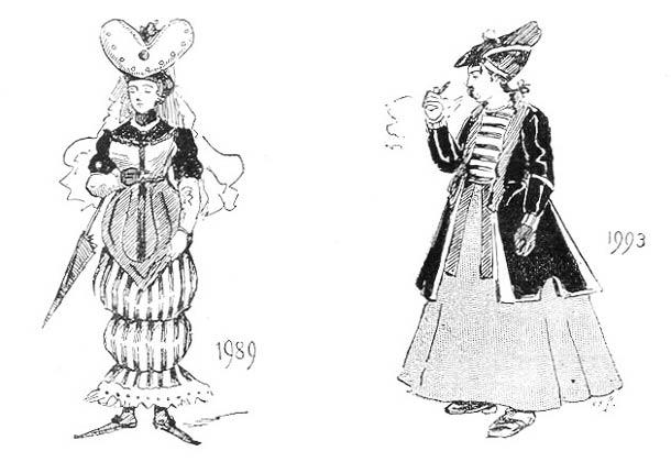 Fashion Illustration unusual