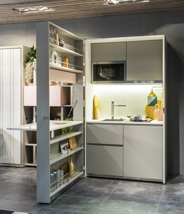 Box Kitchen by Clei