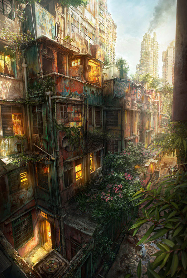 Stunning Works by Digital Artist Jonas De Ro