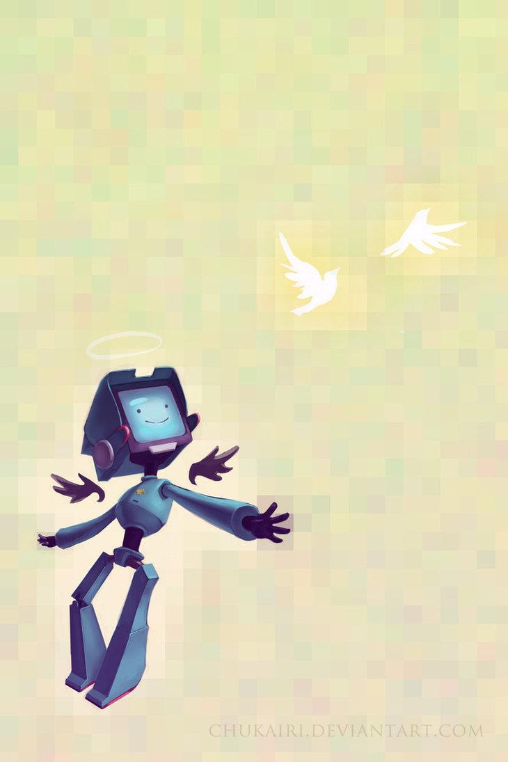 Digital Artwork by Melody Wang