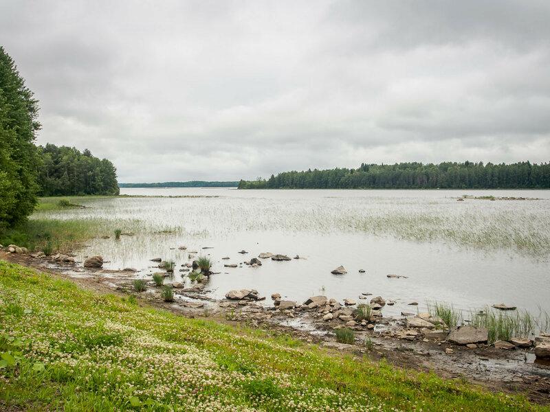 Тулмозеро.