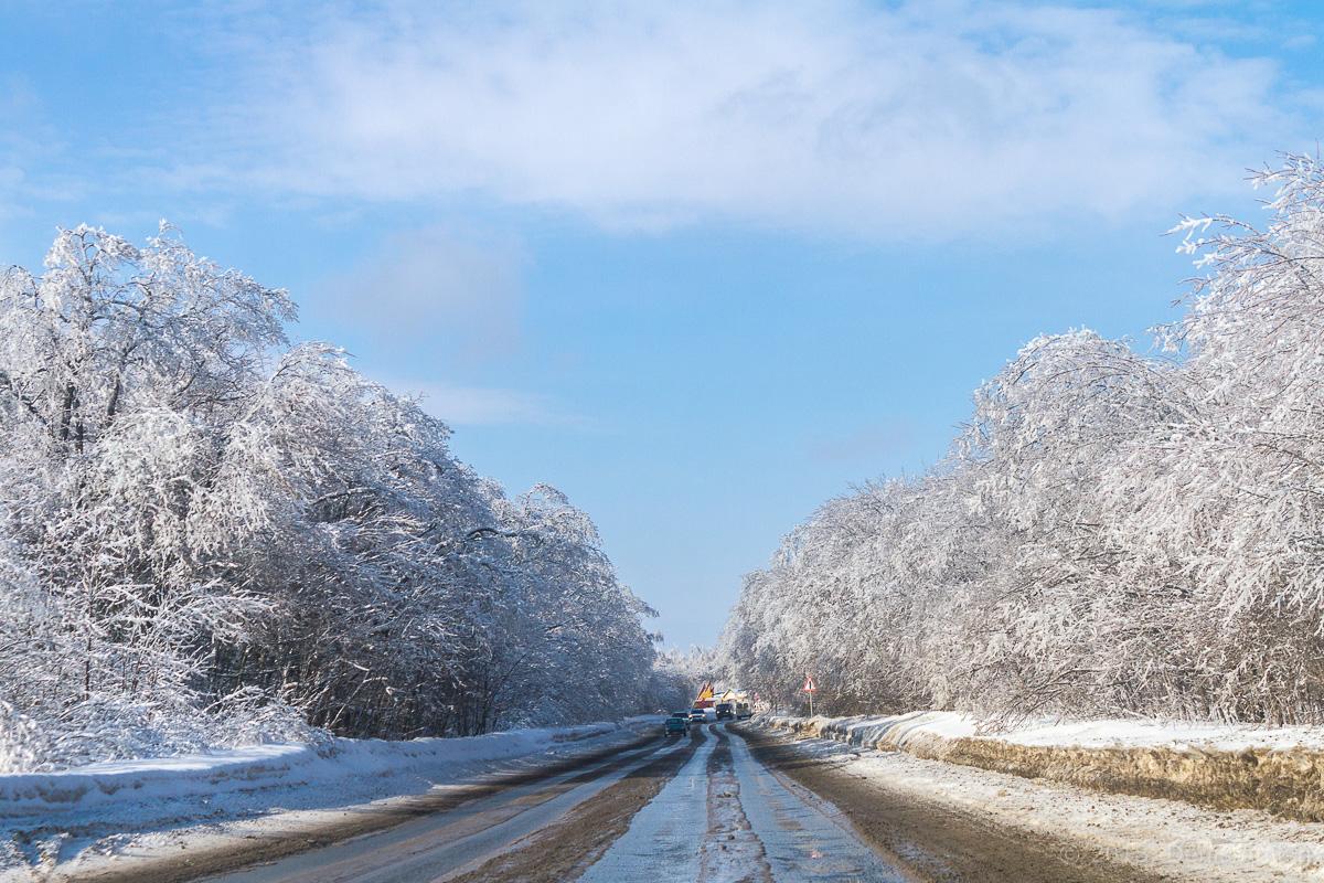 Зима кумысная поляна фото 9