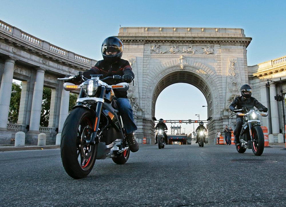 Компания Harley-Davidson регистрирует торговый знак H-D Revelation