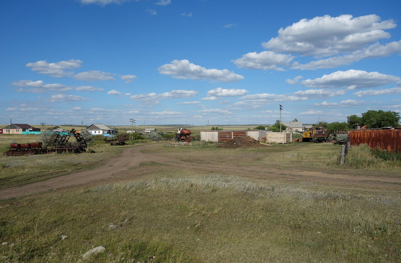 село Полоцкое 74rus