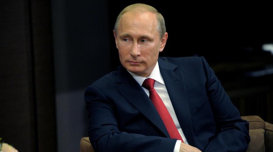 Президент РФ Владимир Путин примет участие в коллегии ФСБ