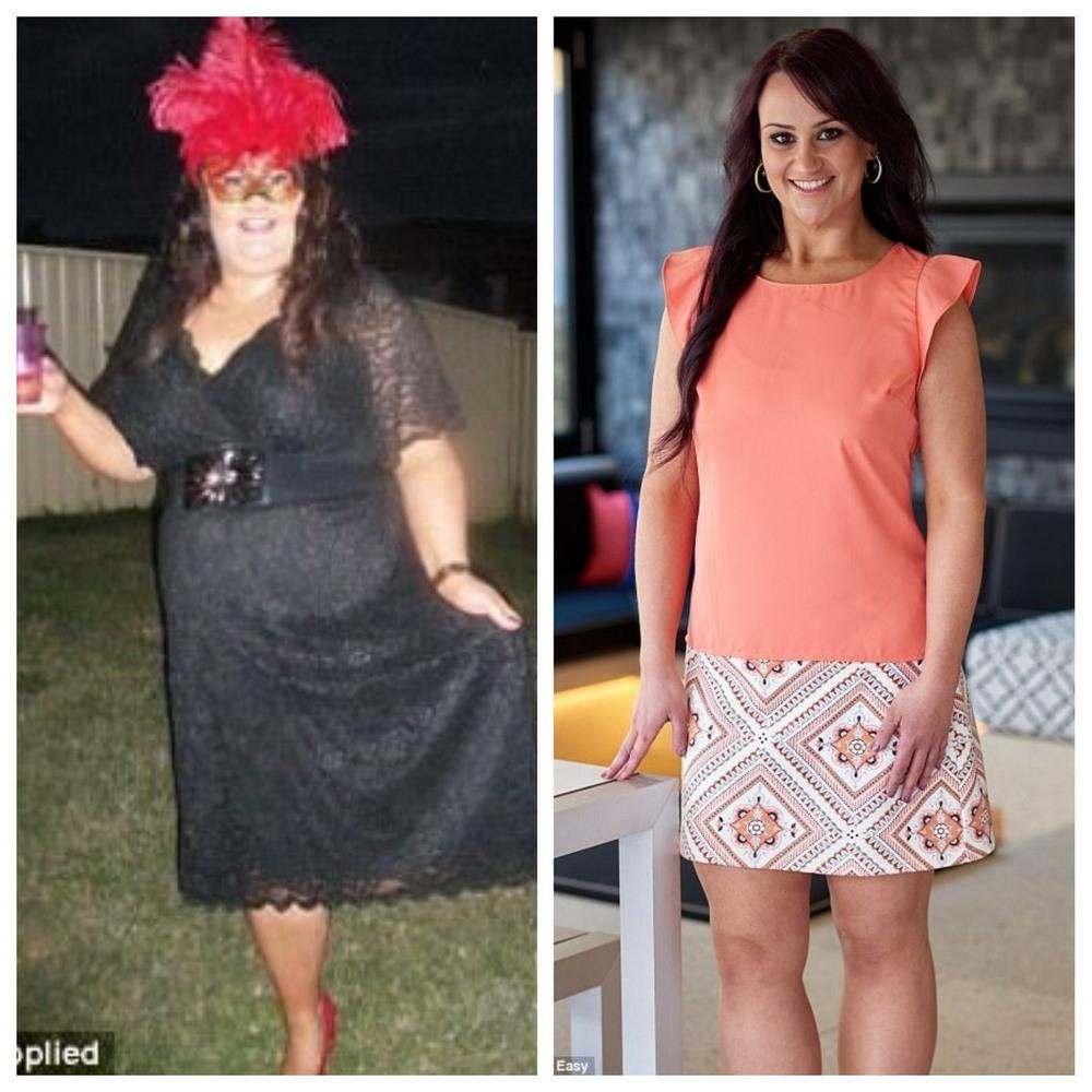 Австралийка похудела на 67 кило, чтобы забеременеть