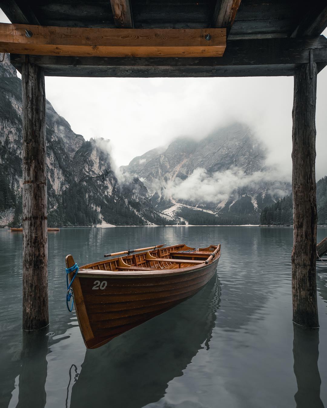 Красивые пейзажные снимки Криса Н