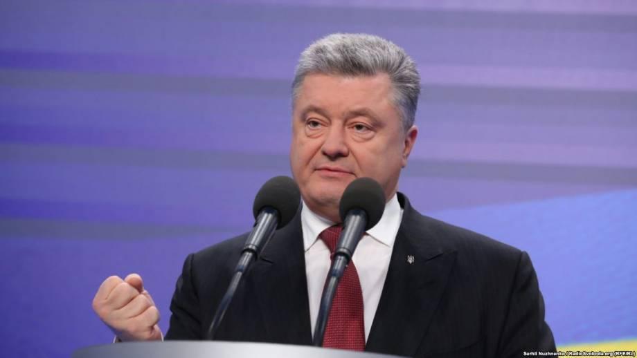 Катар готов предоставить Украине сжиженный газ – Порошенко