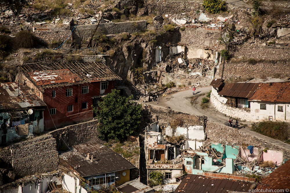 Трущобы Анкары. Турецкая жесть как она есть