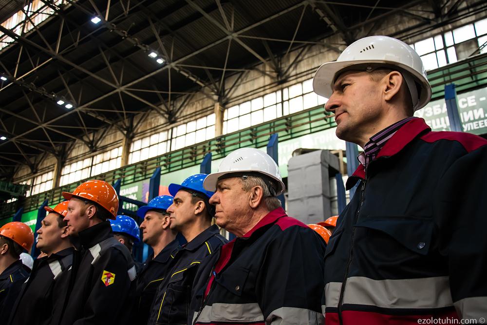 Кемеровские машиностроители начали выпуск новых железнодорожных платформ завод, новые, выпускает, нового, платформы, новых, железной, платформылесовозы, которые, сейчас, дороге, вперед, линии, грузов, производства, Кемерово, Кемеровохиммаш, заводе, настолько, январем