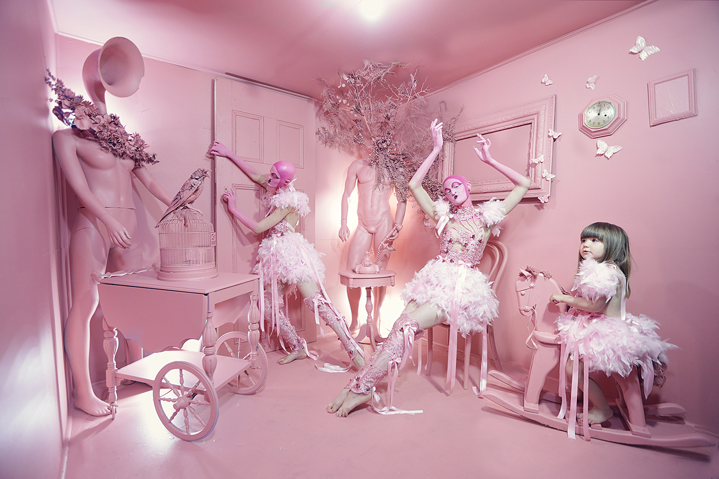 Color Series / фотограф Karen Jerzyk