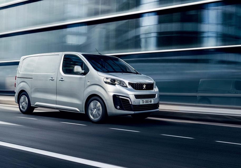 ВКалуге начали выпускать коммерческие фургоны Peugeot Expert и Citroen Jumpy