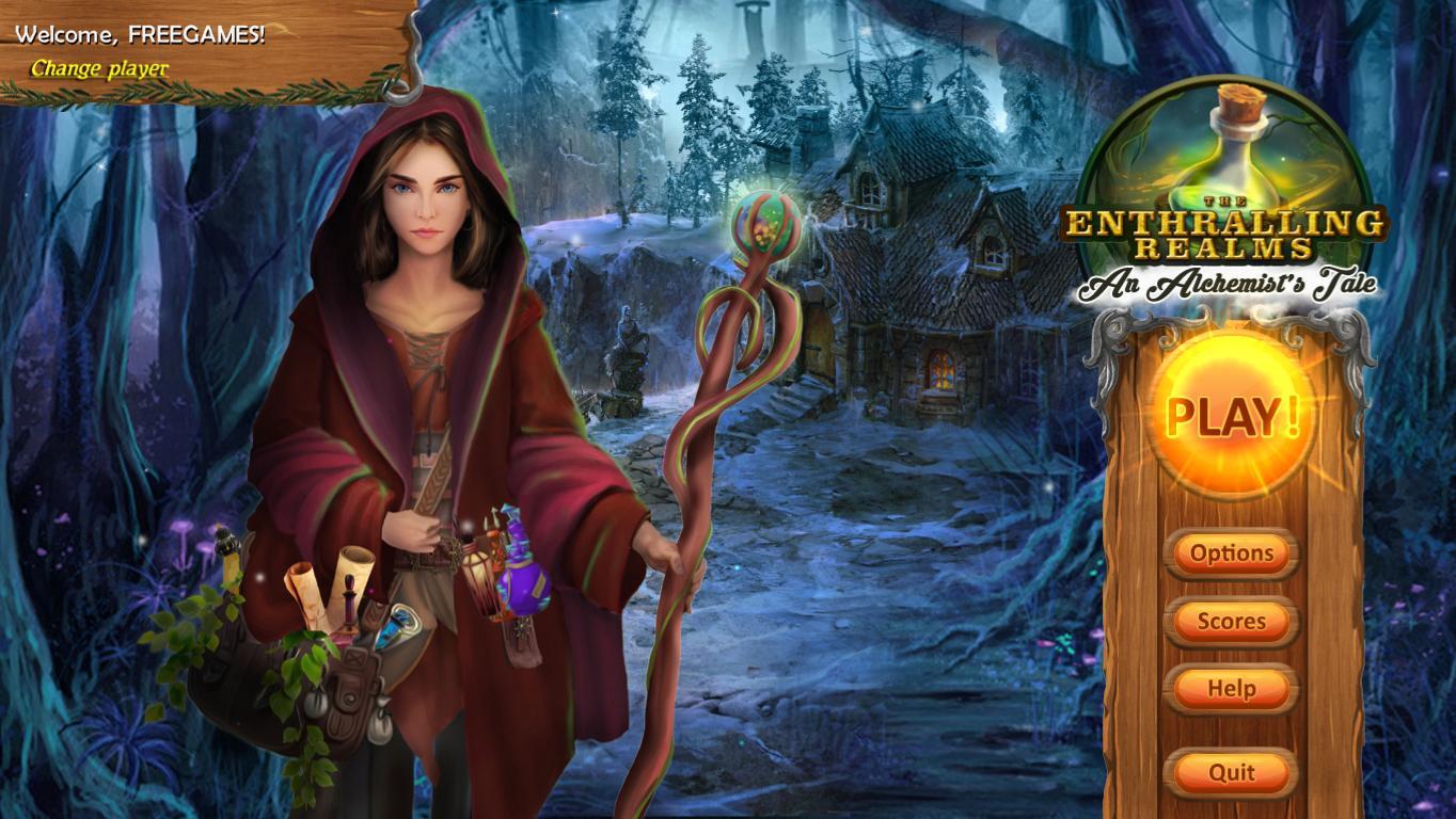 The Enthralling Realms 2: An Alchemists Tale (En)