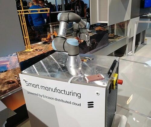 Прототип мобильного робота
