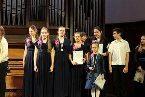 Конкурс молодых исполнителей Волшебная лира