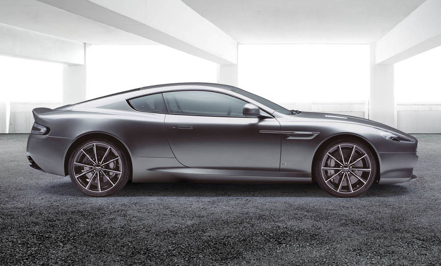 Aston Martin DB9 GT 007 Bond Edition