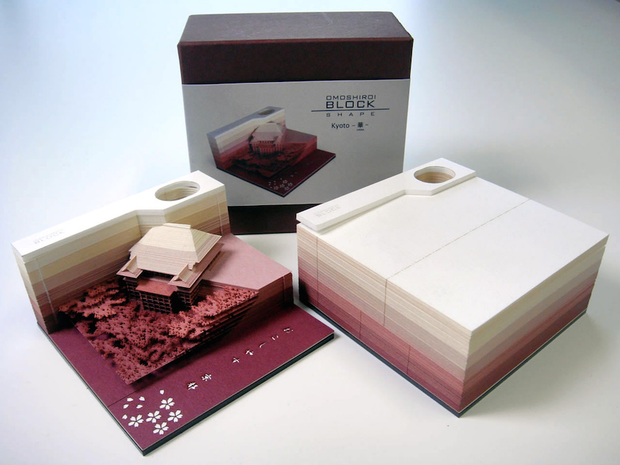 Inventive Paper Memo Pads (7 pics)