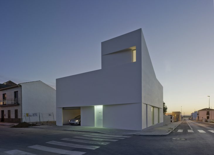 housing minimal residetial Spain