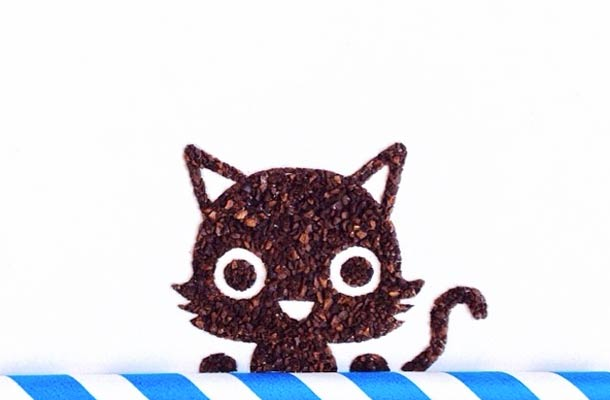 Coffee Art – 34 caffeinated creations by Liv Buranday