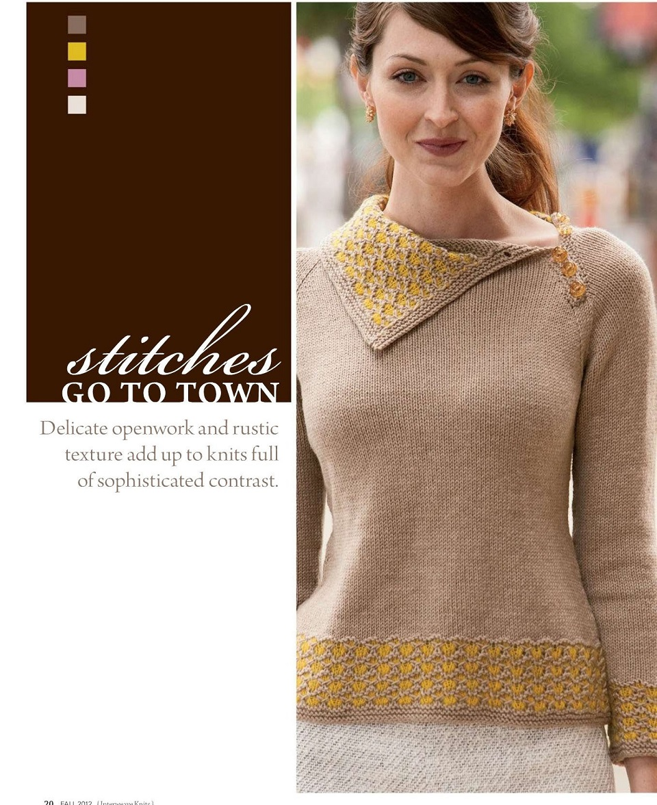 Interweave Knits - Fall 2012-ng