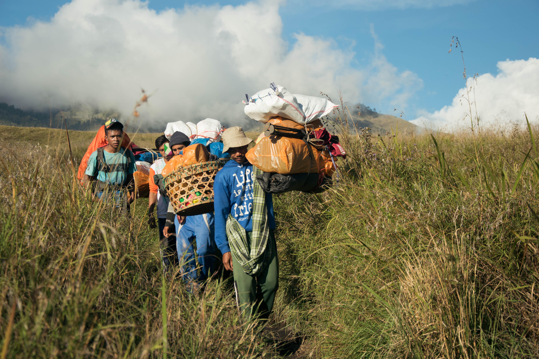 Ринджани в октябре. Однодневный маршрут из Сенгиги