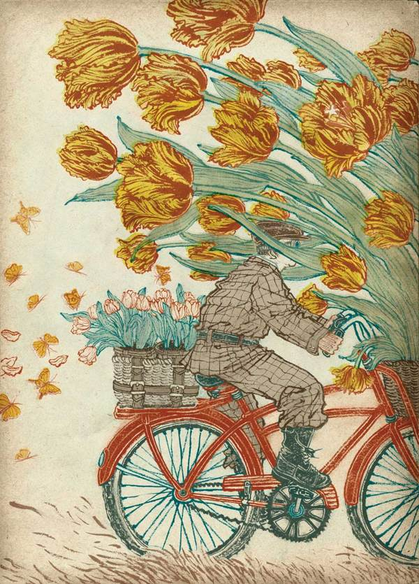 Spring Arrives (every year without fail) – Yuko Shimizu (9 pics)