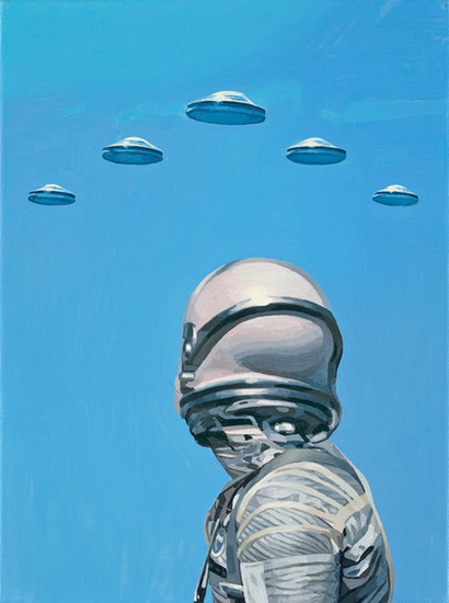 Astronauts in Pop Culture - Scott Listfield