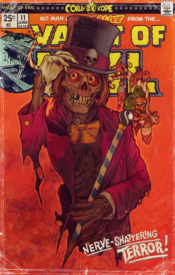 Retro Posters - Corlen Kruger