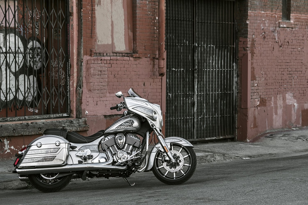 Мотоцикл Indian Chieftain Elite Limited Edition 2018