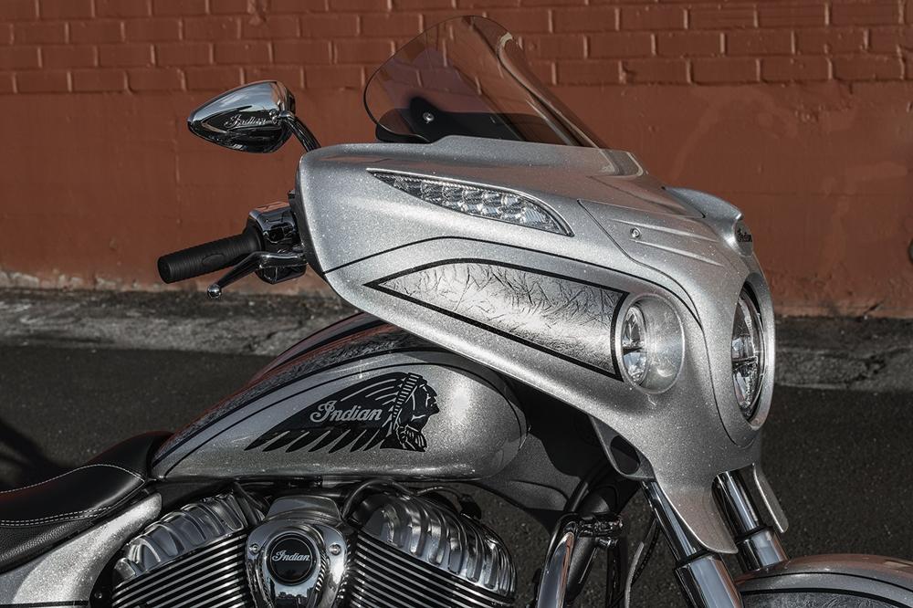 Мотоцикл Indian Chieftain Elite Limited Edition 2018