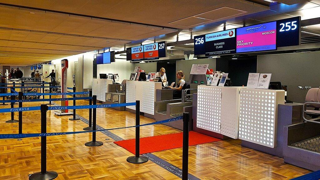 Аэропорт Хельсинки-Вантаа: обзор терминала