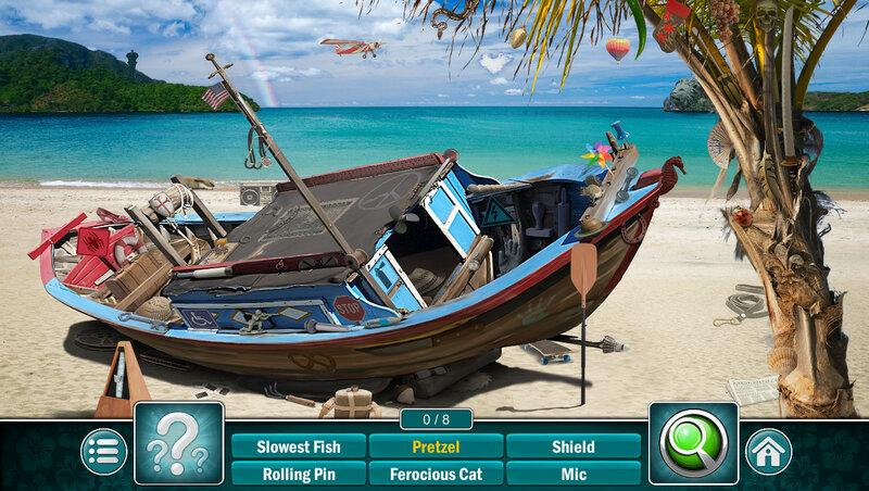 Hidden Facts: The Hawaiian Island screen 2