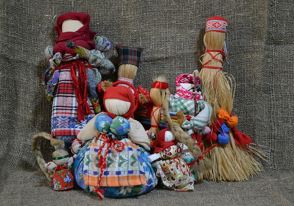 Почему у куклы нет лица