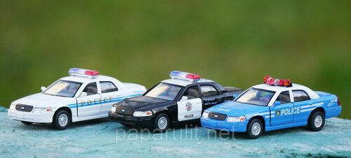 кинсмарт Форд Виктория полиция