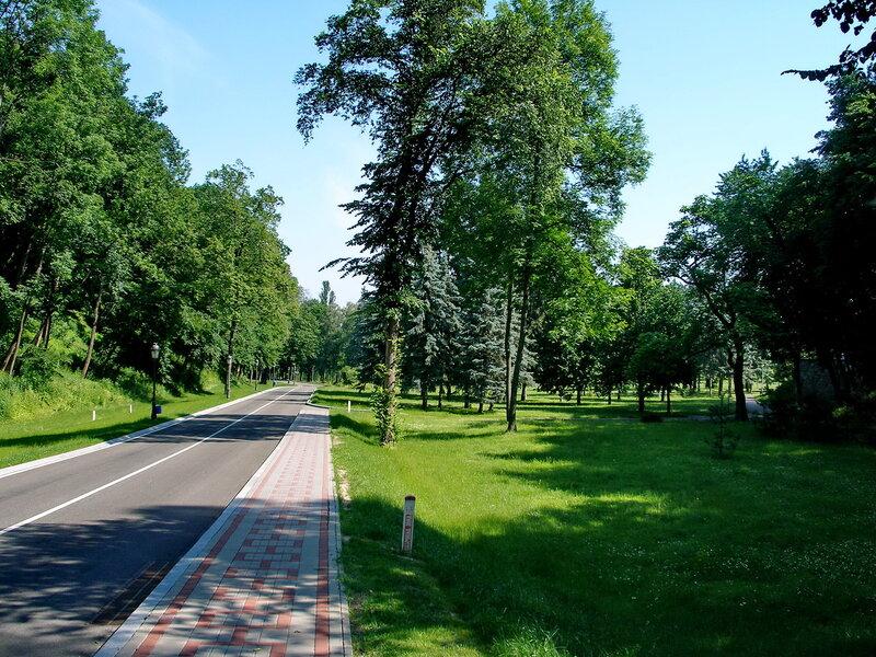 дороги Межигорья