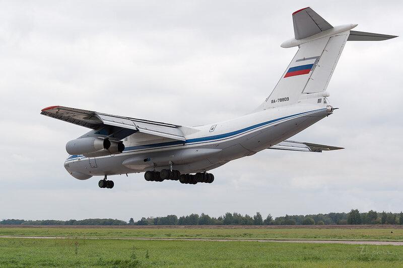 Ильюшин Ил-76МД (RA-78809) ВВС России D802643a