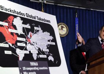 Молдова вовлечена в международную спецоперацию по аресту хакеров